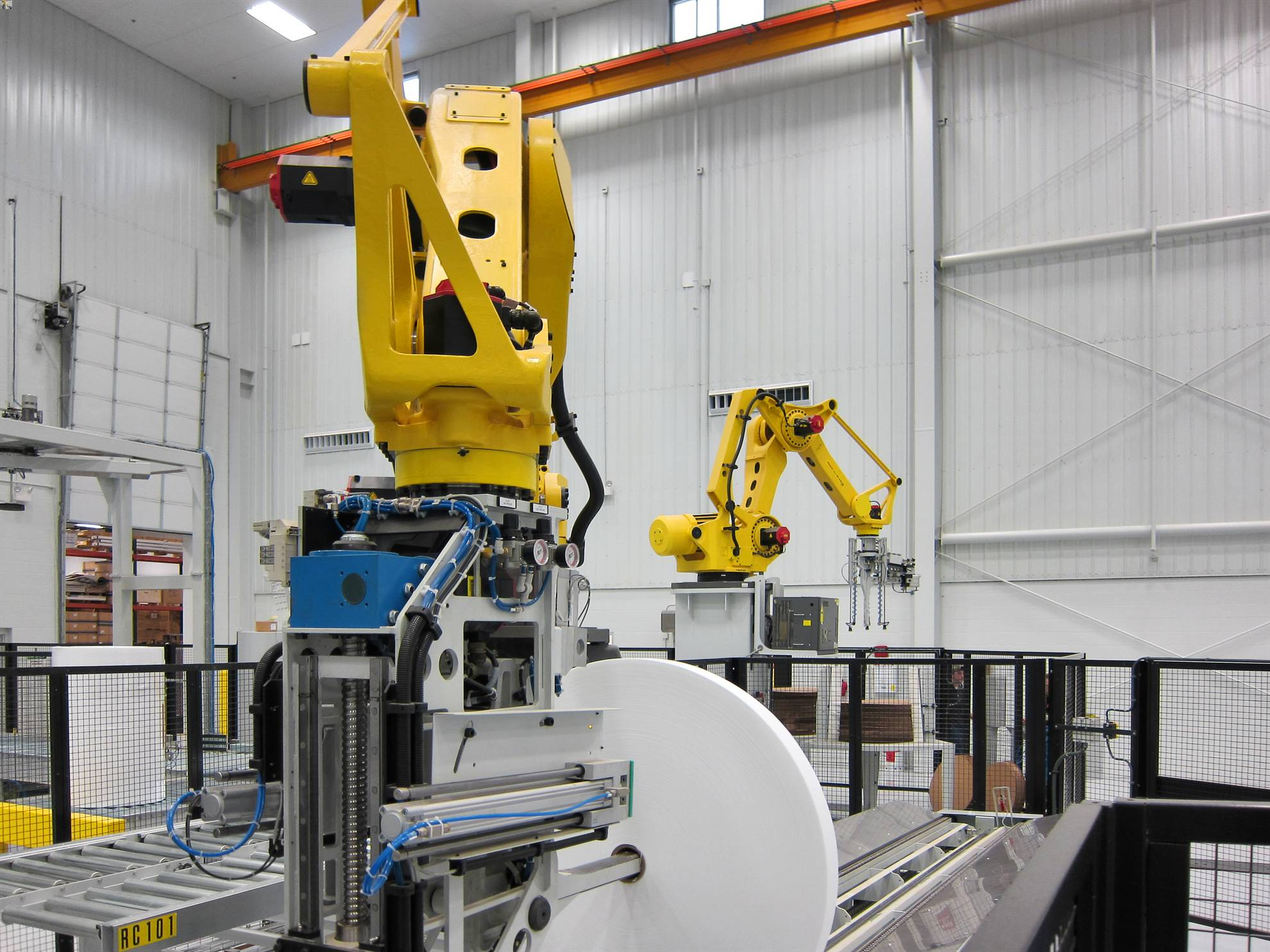Automated Packaging: faster production and cost reduction